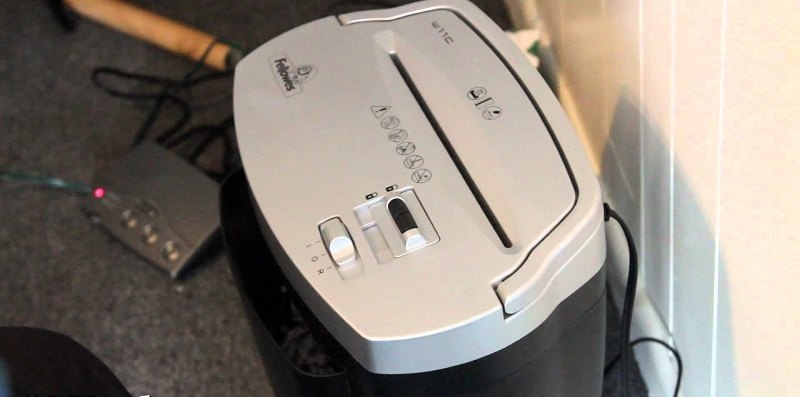 Fellowes Powershred W11C Paper Shredded Review